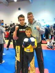Ion Kickboxing  Kenmare and Killarney Co Kerry