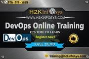 DevOps Online Training Classes by H2KInfosys
