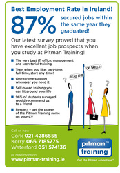 Get the Pitman Training Advantage