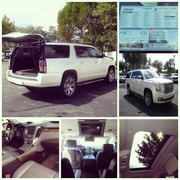 Almost New , 2015 GMC Yukon XL